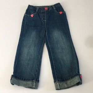 Gymboree pull on jeans.